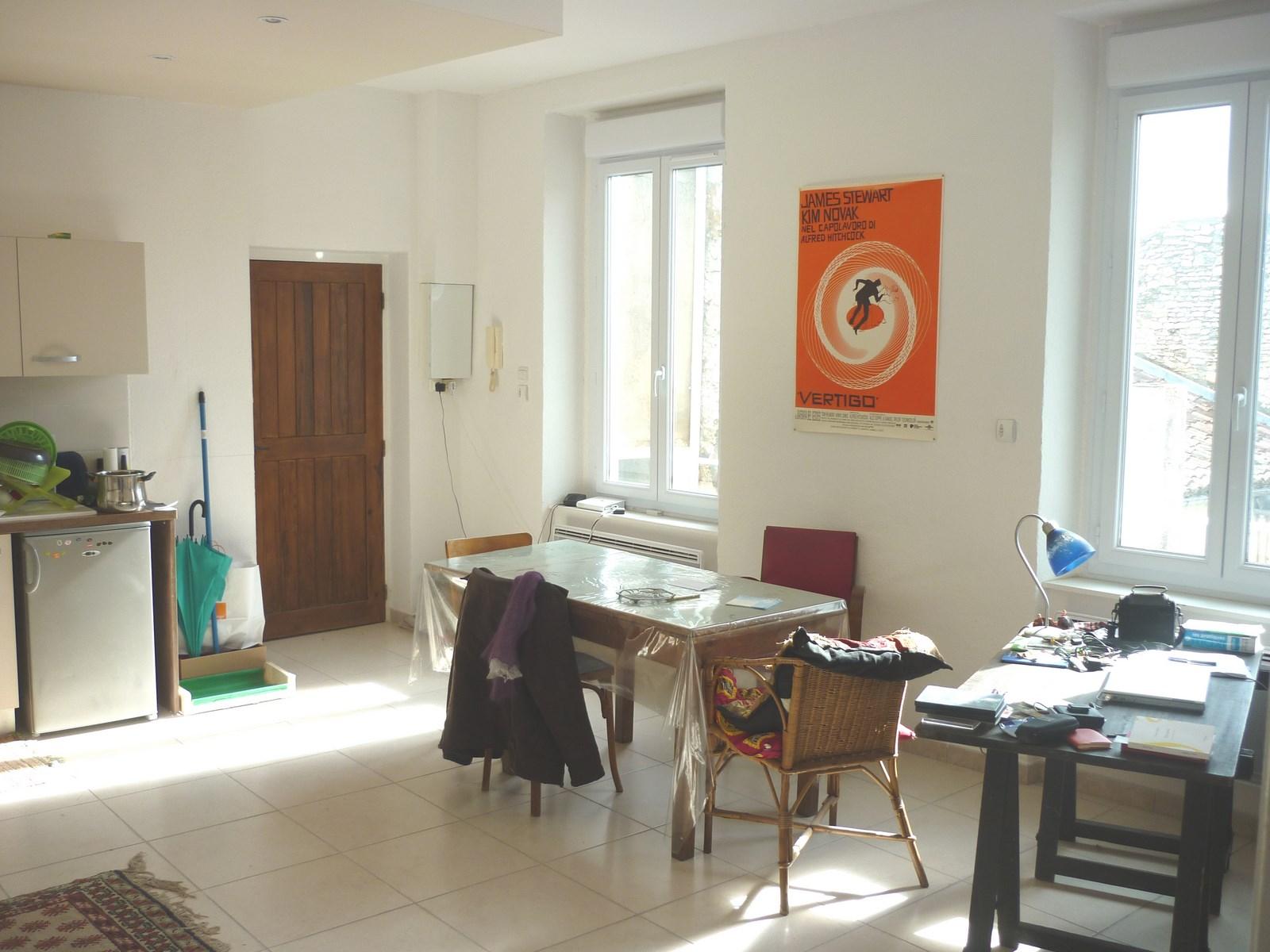 T3 55m² Rue Pasteur Nîmes 610€