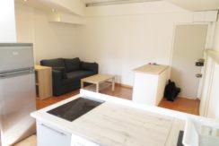 Studio Meublé, 25m², Av Carnot, Nîmes centre, 440€